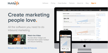 HubSpot Website Optimization