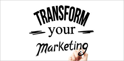 transform your marketing