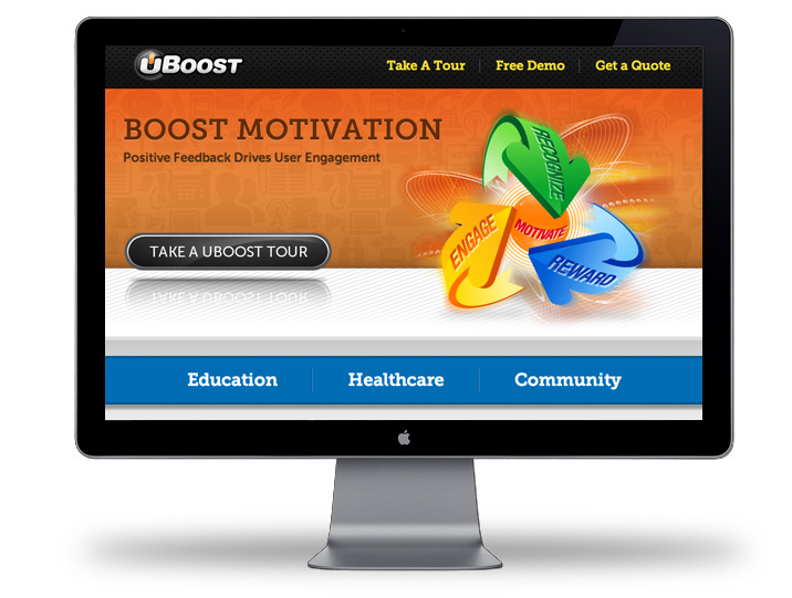 uBoost WebSite