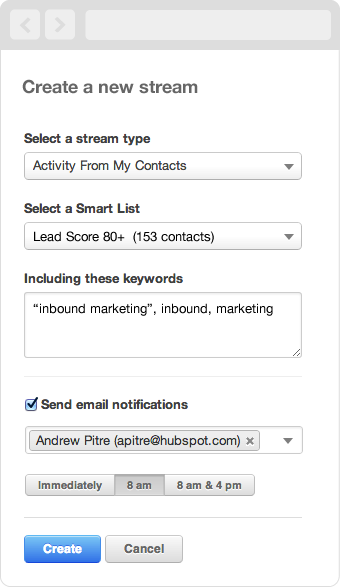 social-inbox-create-new-stream