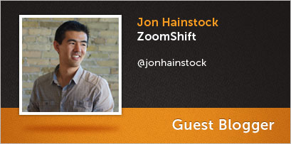 Jon Hainstock, ZoomShift