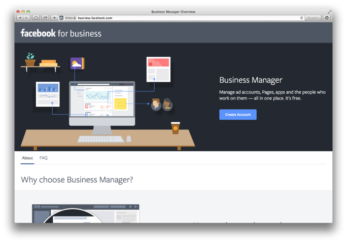 How To Set Up Facebook Business Manager For Your Company 2016 Tutorial