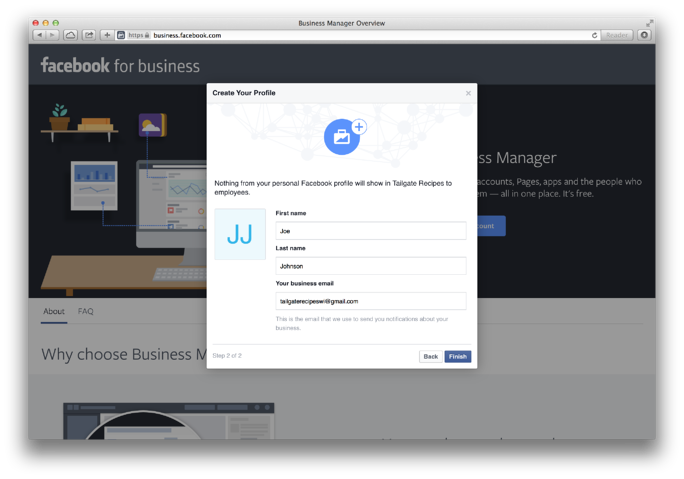 How to Set up Facebook Business Manager for Your Company