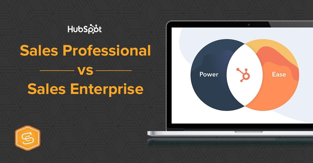 HubSpot Sales Pro vs Sales Enterprise